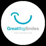 GB Smils logo in a circle